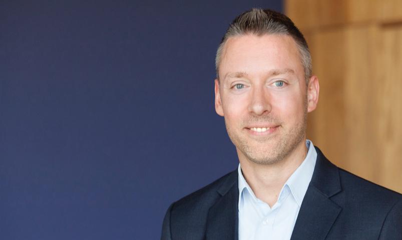 Ein Portrait von Dr. Christoph Kemper Leiter des Forschungsteams für das LUXXprofile an der Universität Luxemburg